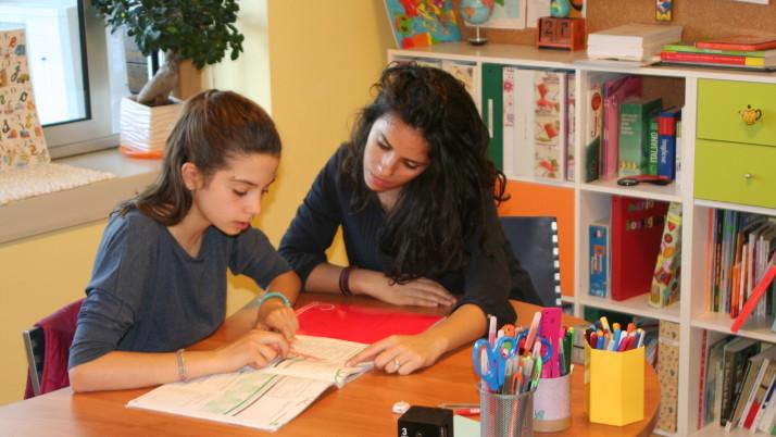Tutto inizia con un bravo insegnante!