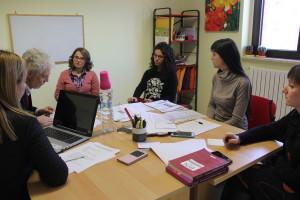 Il Prof. Stella incontra il nostro Staff