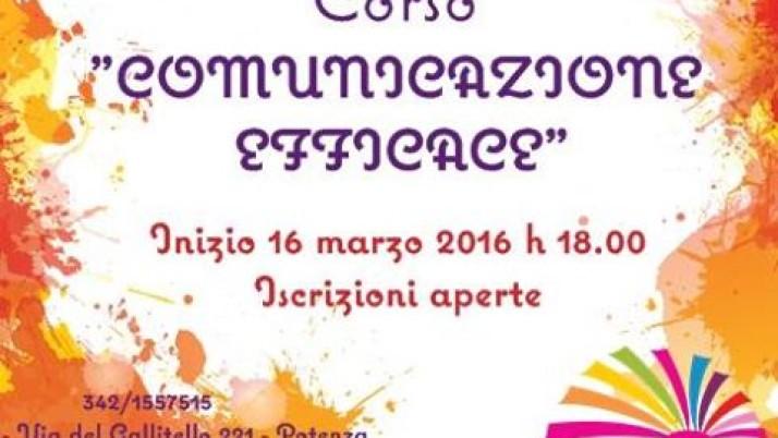 """Corso """"COMUNICAZIONE EFFICACE"""""""