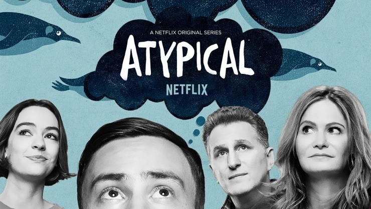 ATYPICAL   (Serie tv – 2017)